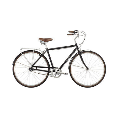 Bicicleta holandesa ELECTRA LOFT 3i DIAMANT Negro 2019